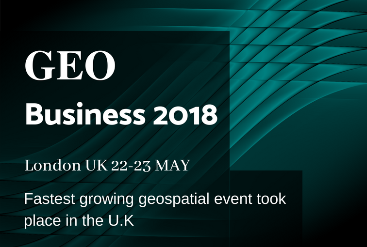 Recently the Largest Geospatial Event Took Place in the U.K