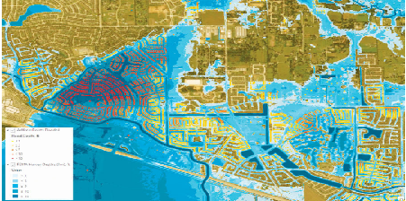 Gis Help to Provide Geo-Data to control Future Disaster
