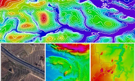 3D GIS Data
